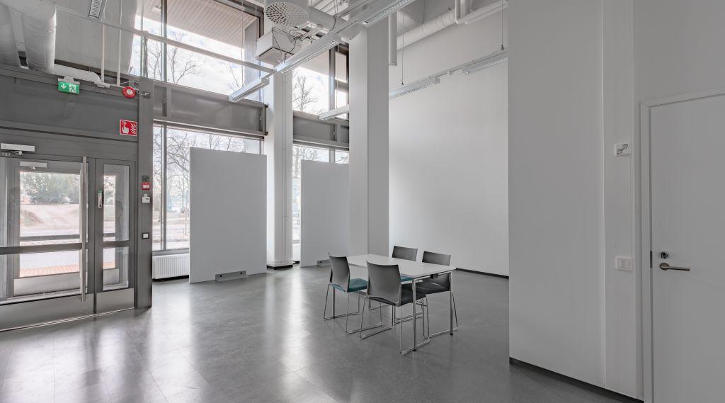 Keravan Karuselli liiketila 55 m2 näkymä sisältä