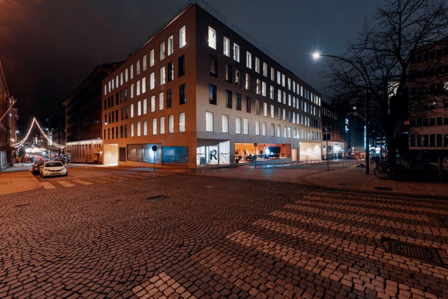 Peruskorjaamamme Helsingin yliopiston Tiedekulma on kaupunkilaisten kohtaamispaikka
