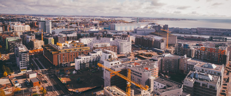 Jätkäsaaresta rakentuu vaiheittain uusi unelmien kaupunginosa