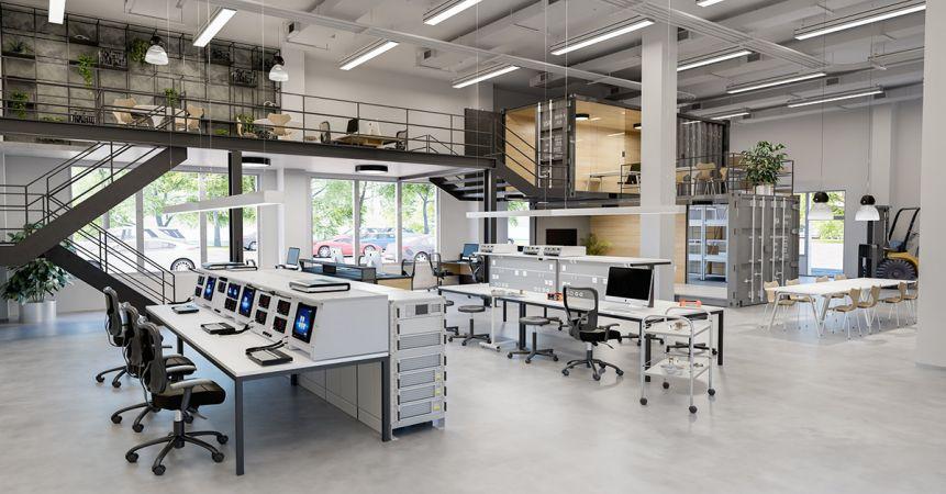 Uutta toimitilaa rakentumassa Vantaankoskelle