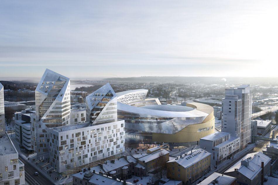 Tampereen Kansi - elämää aitiopaikalla