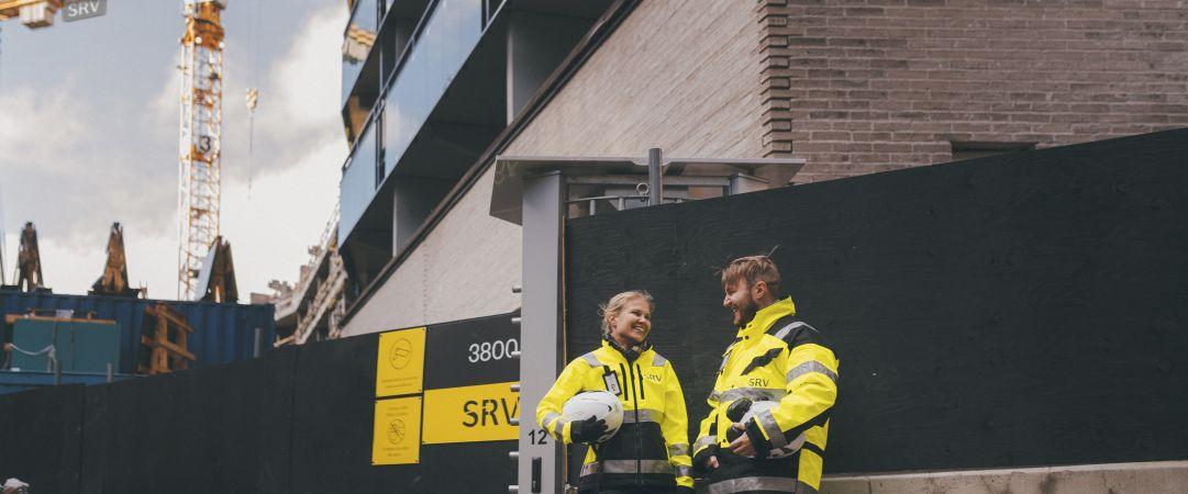 Construction as a service