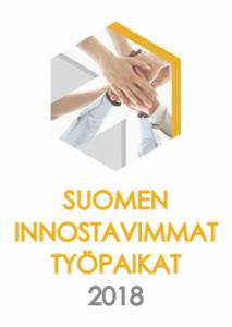 SRV on yksi Suomen innostavimmista työpaikoista