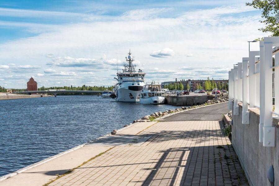 Toppilansalmi on Oulun uusi musta!