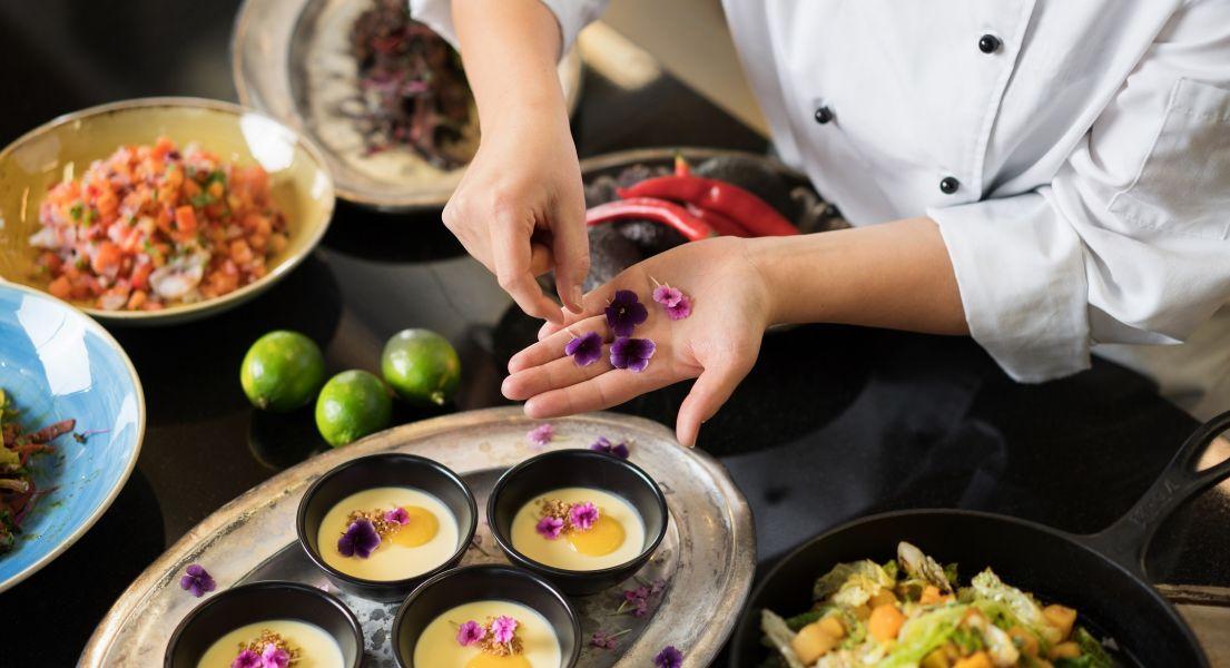 Pressin Food & Co -konseptin ravintola on kaikille avoin lounaspaikka ja co-working-tila