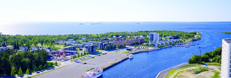 Satamarannan Masto, Oulu