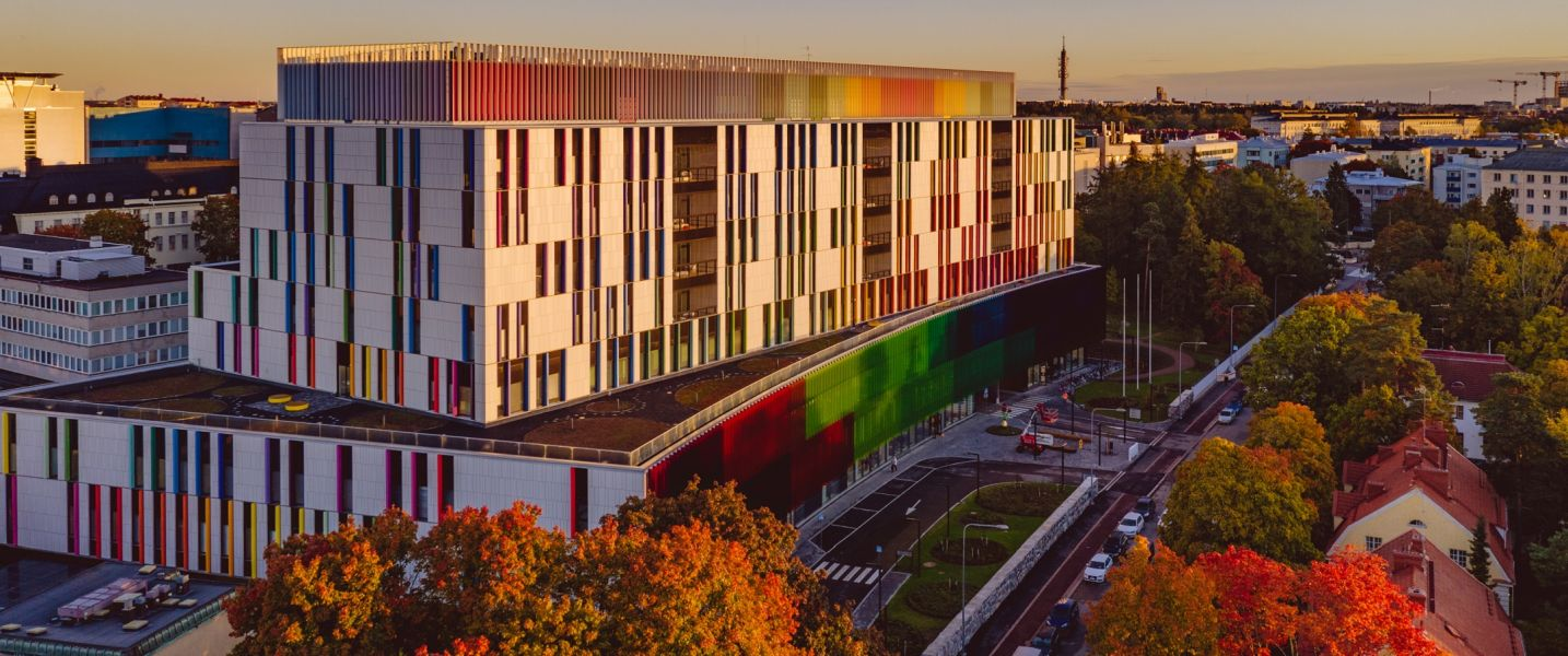Uusi lastensairaala valittu vuoden projektiksi – Kunniamaininta Telian Helsinki Data Centerille
