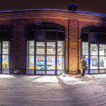 Tampereen Kansi Visit Center