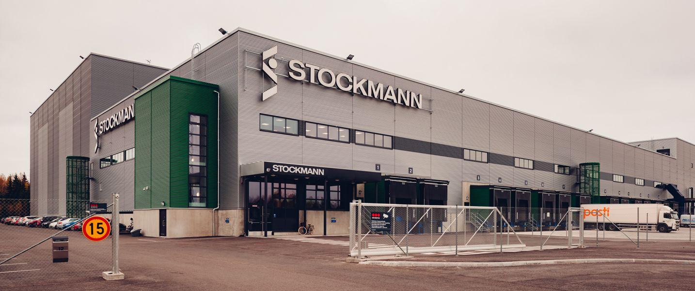 Yhteistyöllä nappisuoritukseen – Stockmannille energiatehokas jakelukeskus