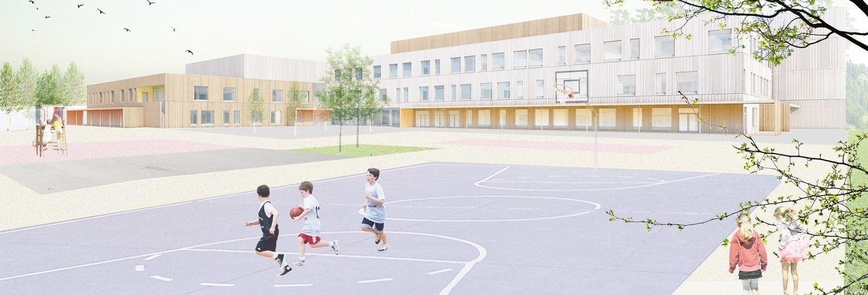 2819 Monikon koulukeskus