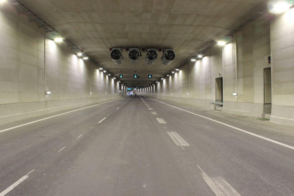 Keilaniemen autotunneli