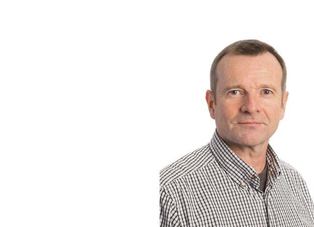 Työmaapäällikkö Matti Julin