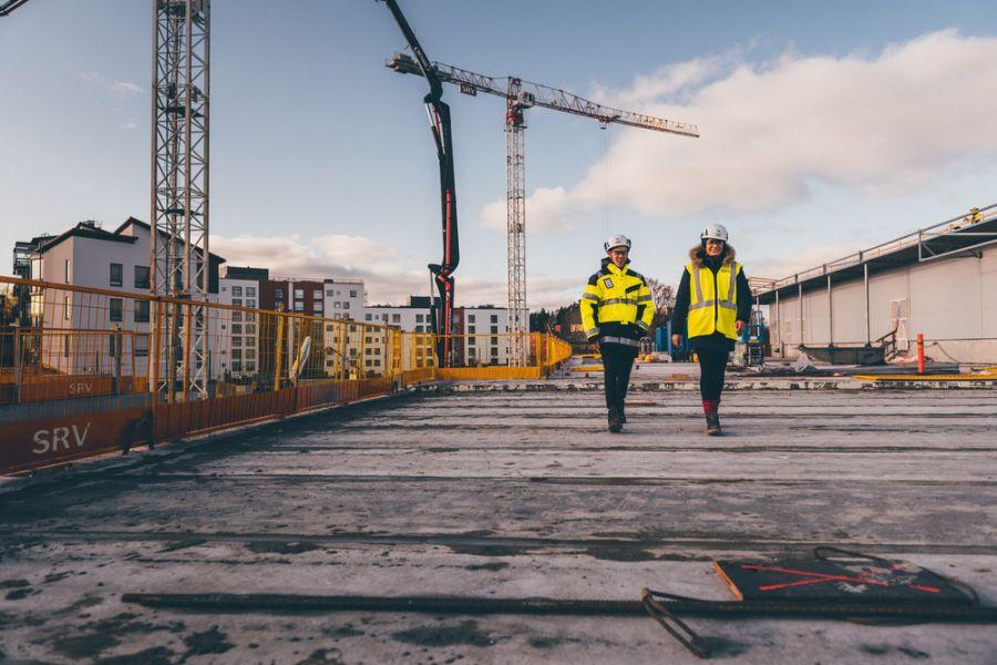Turvataustaryhmä työmaiden turvallisuustyön tukena jo 20 vuotta