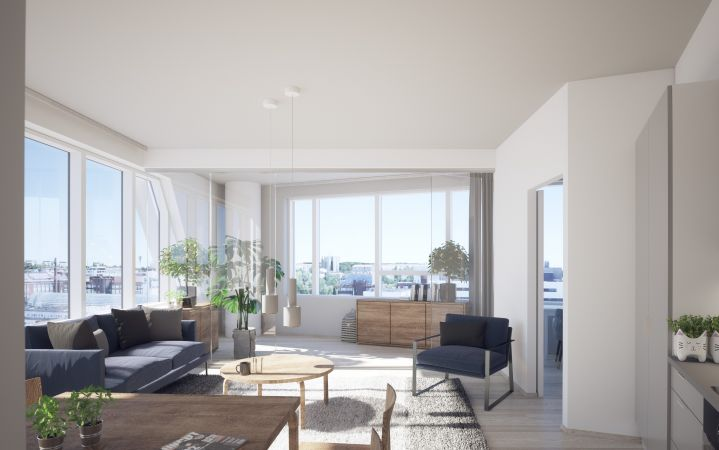 Topaasi apartments now for sale