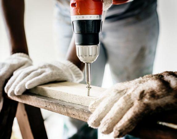 Handyman on arjen apuna