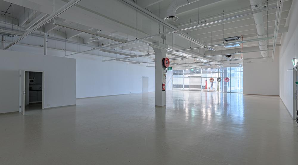 Kuva 320,5 m2 liiketilasta