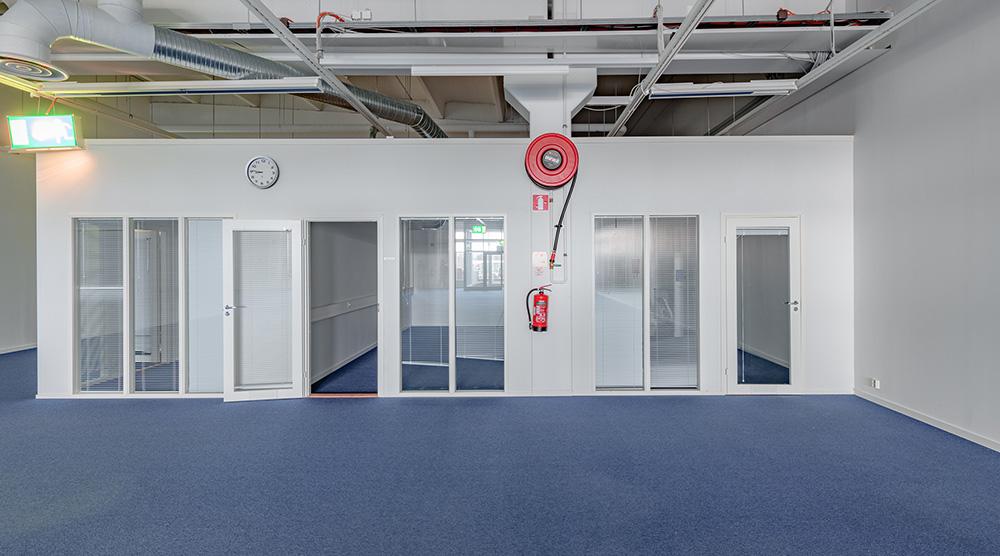 Kuva 3 Kuninkaanportin liiketilasta 401,5 m2