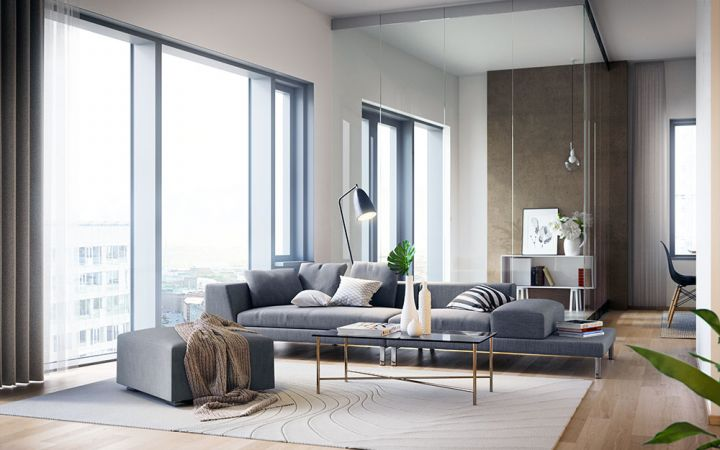 Choose an interior design that matches your own style