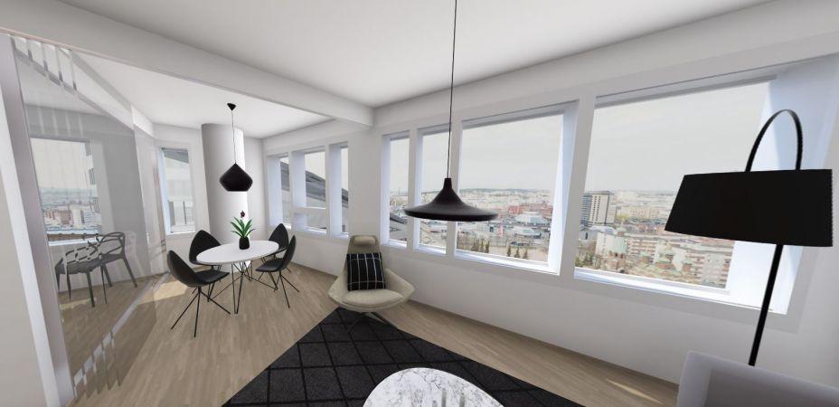 Tutustu virtuaalisesti asuntoon A79, 3h+KT+S, 65m2