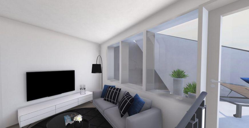 Tutustu virtuaalisesti asuntoon A90, 3h+KT+S, 75,5m2