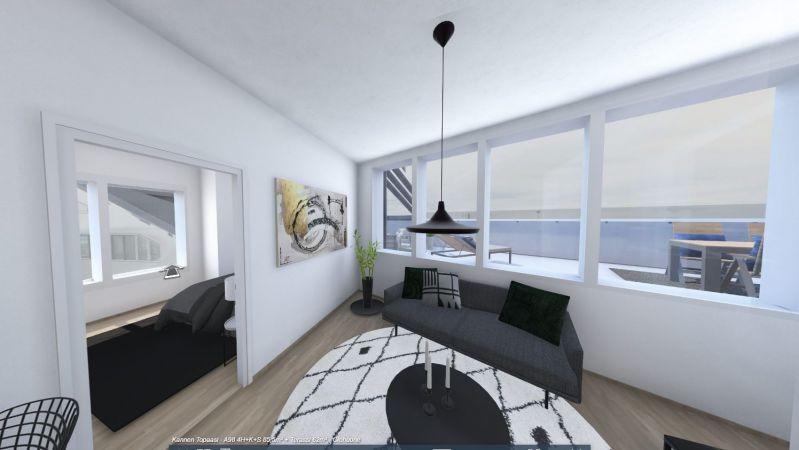 Tustustu virtuaalisesti asuntoon A98, 4h+KT+S, 85,5m2