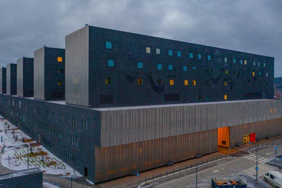 Sairaala Novan jättihankkeessa harmaan talouden torjunnassa tarkka seula