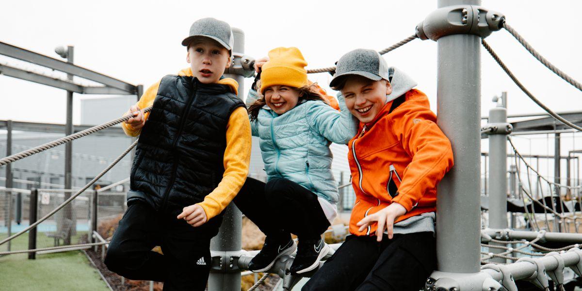 SRV yhteistyöhön Suomen Olympiakomitean kanssa lasten liikuttamiseksi